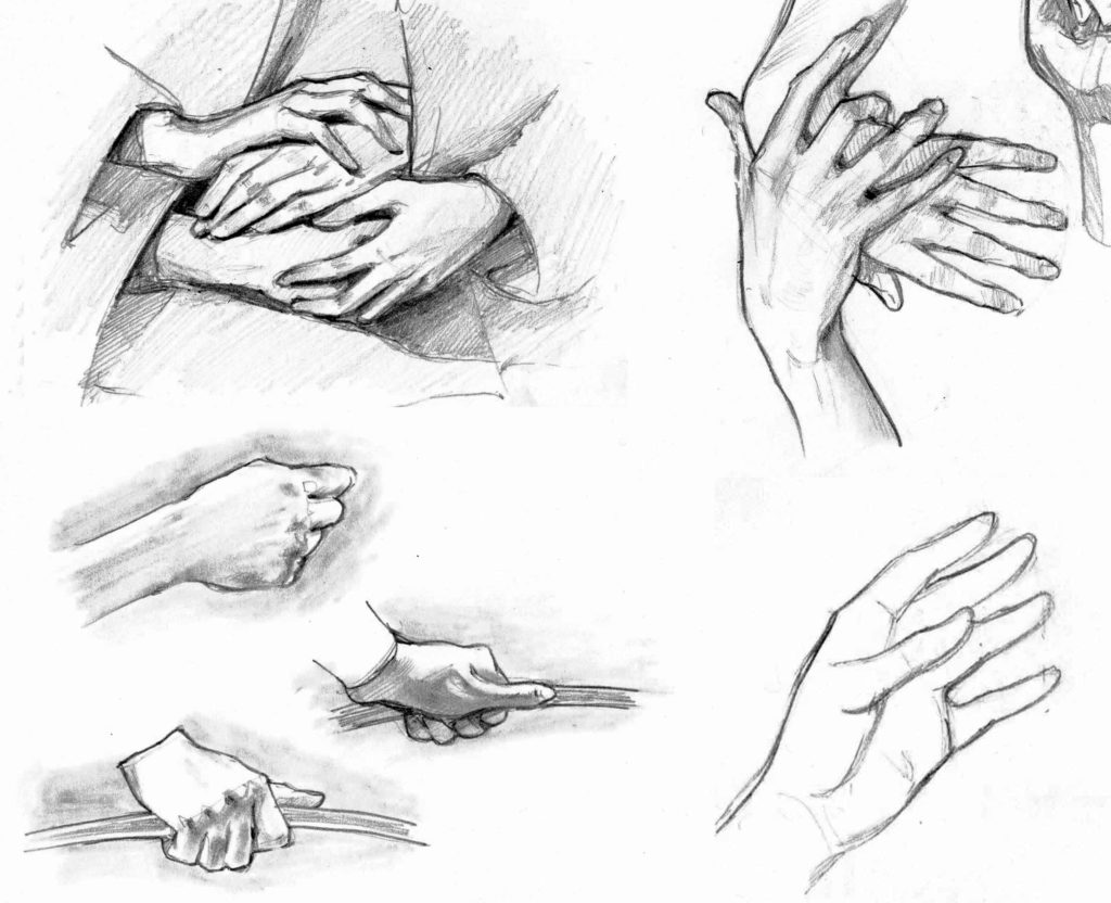 How To Draw Hands A Step By Step Guide Gvaat S Workshop