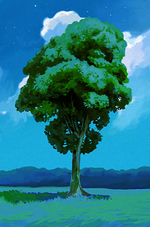 How To Paint Ghibli Backgrounds What I Learned So Far Gvaat S Workshop